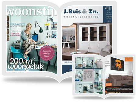 Magazine Woonstijl