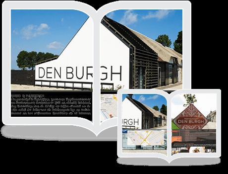 Brochure Restaurant Den Burgh